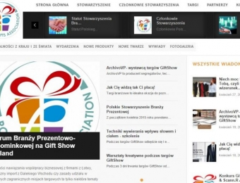 Portal branżowy Giftspolska