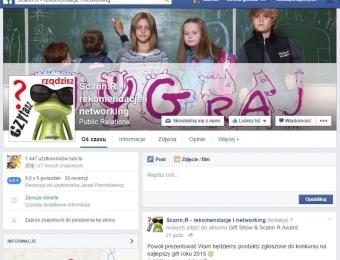 Społeczność na facebook'u